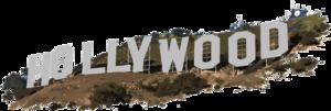Hollywood Sign PNG Transparent PNG Clip art