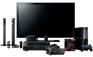 Home Theater System PNG Free Download PNG Clip art