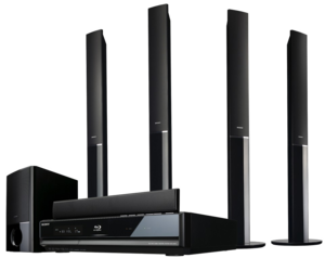 Home Theater System PNG HD PNG Clip art