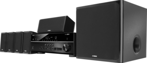 Home Theater System PNG Photos PNG Clip art