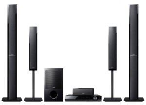 Home Theater System Transparent PNG PNG Clip art