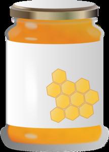 Honey Jar Clip Art PNG PNG Clip art
