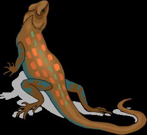 Horned Lizard PNG HD PNG Clip art