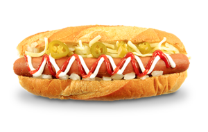 Hot Dog PNG Pic Background PNG icon
