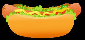 Hot Dog PNG Transparent Background PNG Clip art