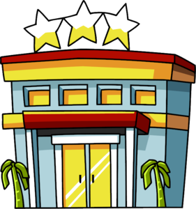 Hotel PNG File PNG Clip art