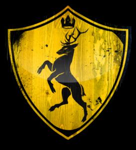 House Baratheon PNG Transparent Image PNG Clip art