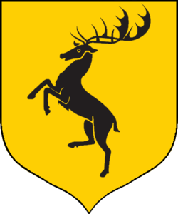 House Baratheon Transparent PNG PNG Clip art