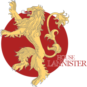 House Lannister PNG Clipart PNG Clip art