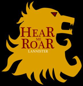 House Lannister PNG Transparent Image PNG Clip art