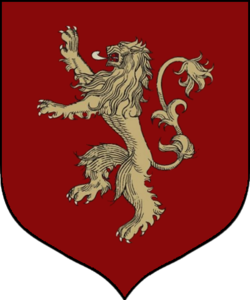 House Lannister Transparent PNG PNG Clip art