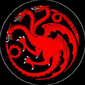 House Targaryen PNG Photos PNG Clip art