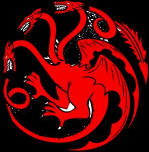 House Targaryen PNG Pic PNG Clip art