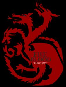 House Targaryen Transparent Background PNG Clip art