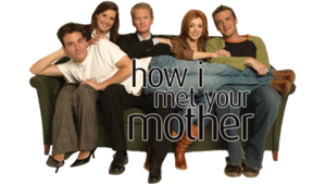 How I Met Your Mother PNG Clipart PNG Clip art
