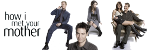 How I Met Your Mother PNG File PNG Clip art