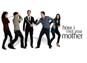How I Met Your Mother PNG Image PNG Clip art