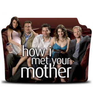 How I Met Your Mother PNG Pic PNG Clip art
