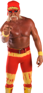 Hulk Hogan PNG File PNG clipart