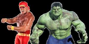 Hulk Hogan Transparent PNG PNG clipart