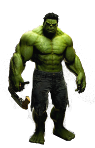 Hulk PNG Pic PNG clipart