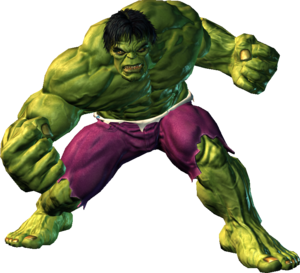 Hulk Transparent PNG PNG clipart