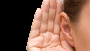 Human Ear PNG image