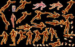 Human Torch PNG Clipart PNG Clip art