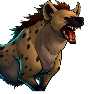 Hyena PNG Picture PNG Clip art