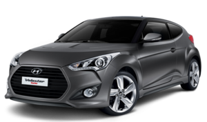 Hyundai Veloster Turbo PNG PNG clipart