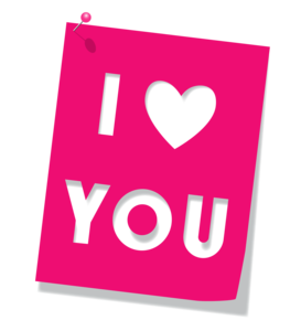 I Love You PNG File PNG Clip art
