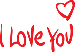 I Love You PNG Free Download PNG Clip art