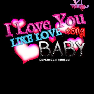 I Love You PNG Image PNG Clip art