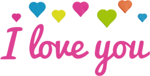I Love You PNG Photos PNG Clip art