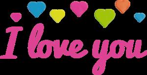 I Love You PNG Photos PNG Clip art