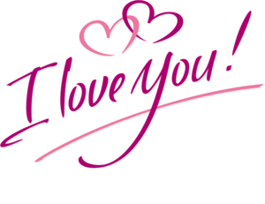 I Love You PNG Pic PNG Clip art