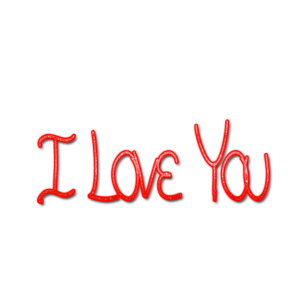 I Love You PNG Transparent Picture PNG Clip art