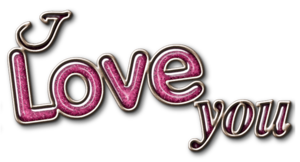 I Love You Transparent Images PNG PNG Clip art