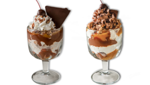 Ice Cream Bowl Transparent PNG PNG image