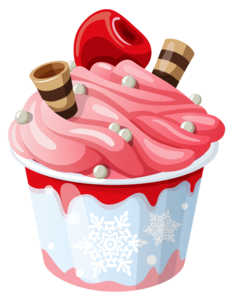 Ice Cream Cup PNG HD PNG Clip art