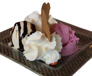 Ice Cream Sundae PNG Picture PNG icons