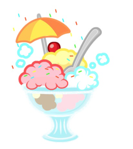 Ice Cream Sundae PNG Transparent Image PNG icon