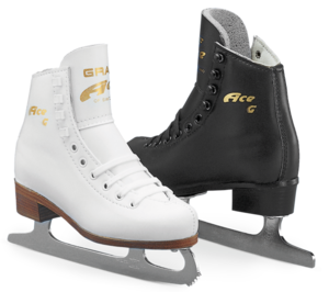 Ice Skating Shoes PNG Pic PNG Clip art