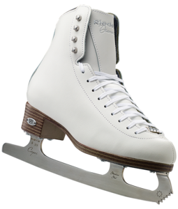 Ice Skating Shoes Transparent PNG PNG icon