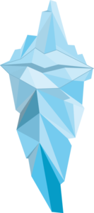 Iceberg PNG Photo PNG Clip art