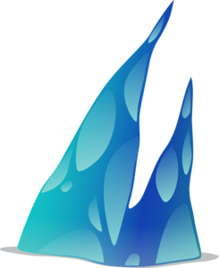 Iceberg PNG Pic PNG Clip art