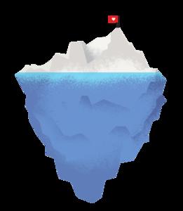 Iceberg PNG Transparent PNG Clip art