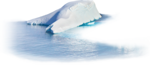 Iceberg Transparent Background PNG Clip art