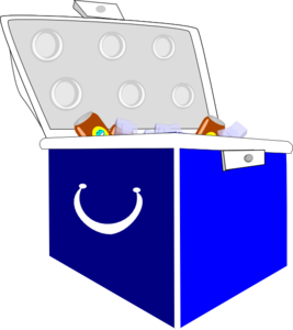 Icebox PNG Pic PNG icons