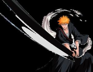 Ichigo Transparent Background PNG Clip art